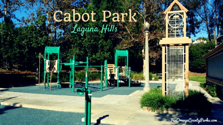 Cabot Park in Laguna Hills