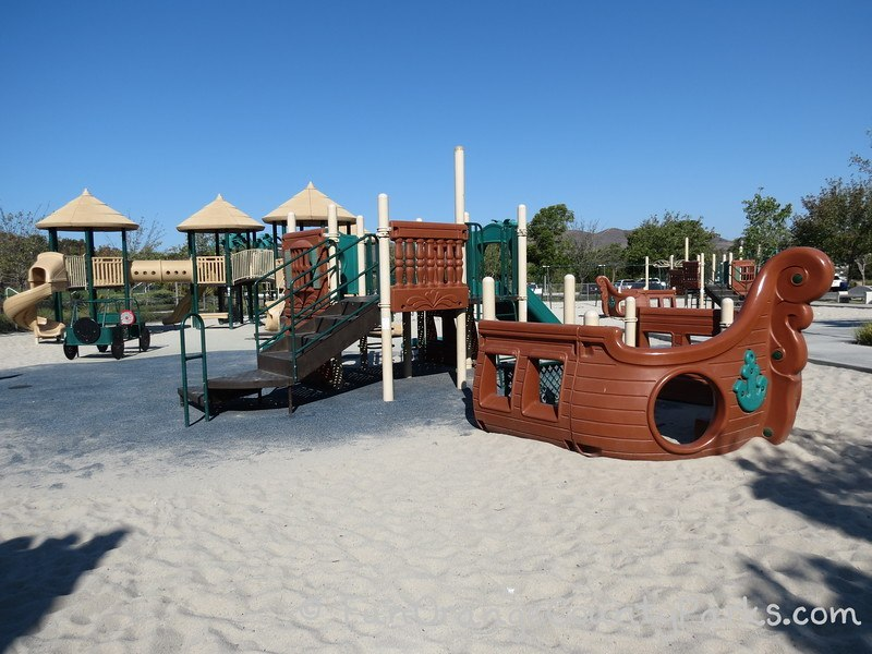forster ranch park san clemente pirate ship