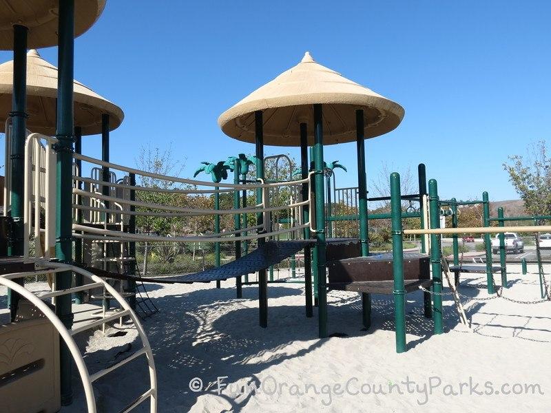 Pirate Park San Clemente big playground