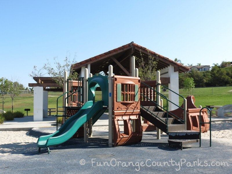Pirate Park San Clemente playground