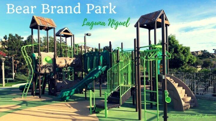 Bear Brand Park: For Between-Errands or Multiple-Kids