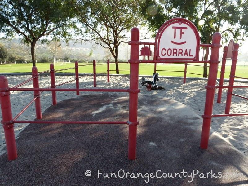 red barn park talega san clemente - corral