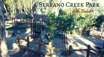 Serrano Creek Park: Horse Trails and Eucalyptus for a Real Rancho Feel