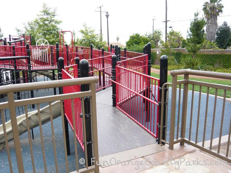 Henry Dotson Park in Stanton