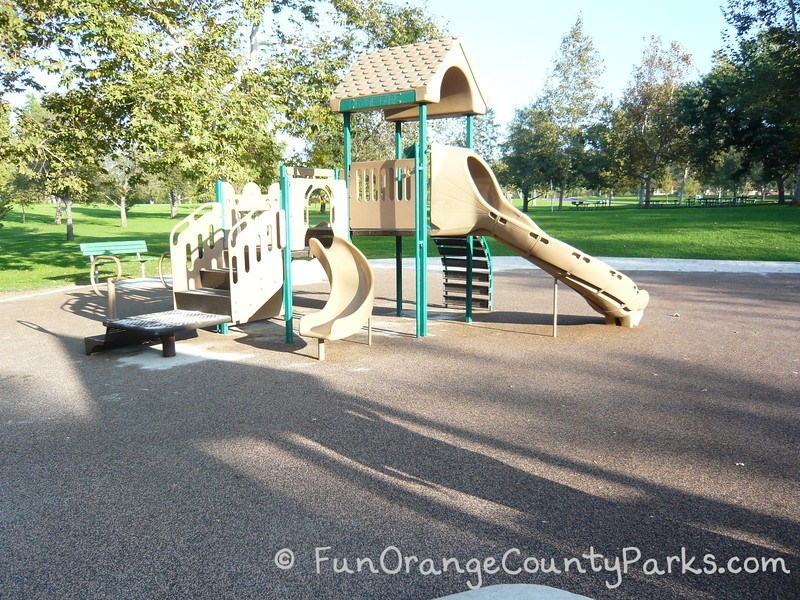 Irvine Regional Park small playground