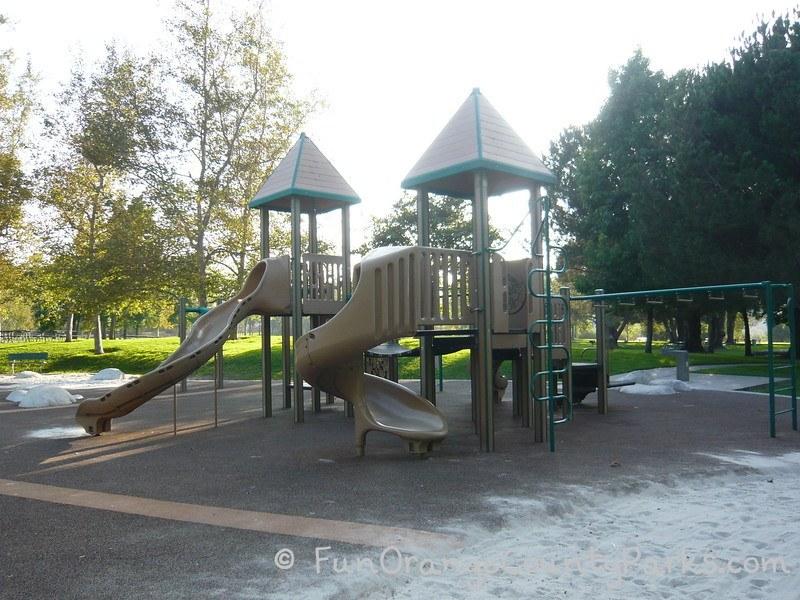 Irvine Regional Park main playground