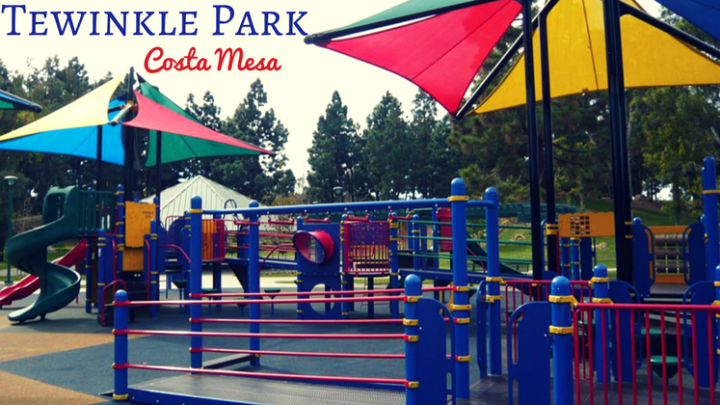 TeWinkle Park: Angel's Playground for Expansive Accessible Fun