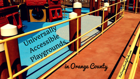 Accessible Playgrounds in Orange County