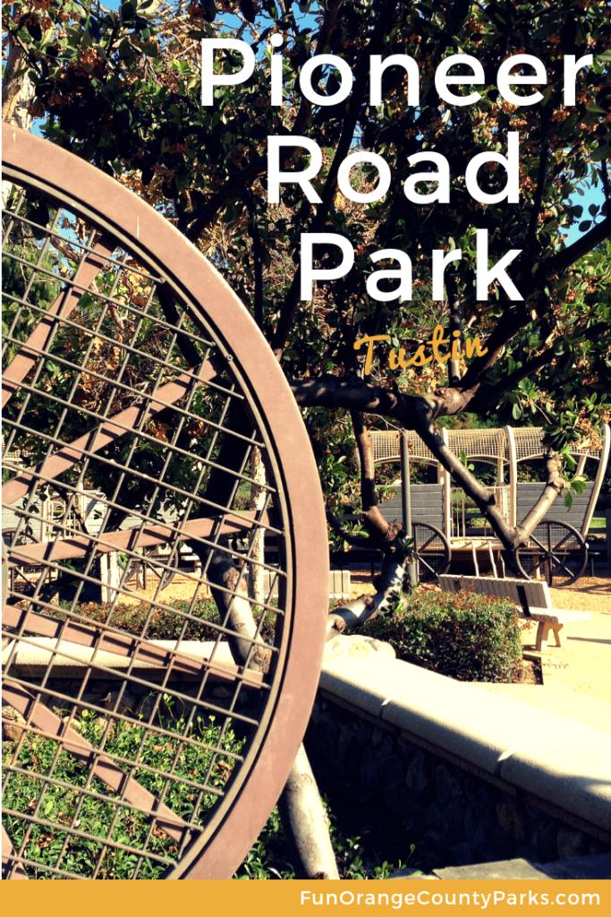 Pioneer Road Park Tustin pin