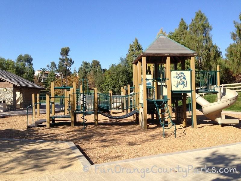Pioneer Road Park Tustin playground
