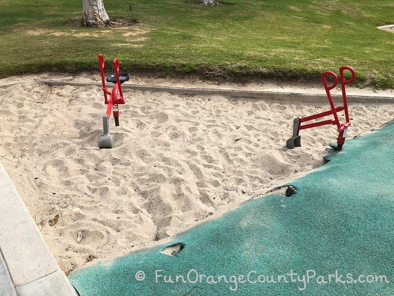san miguel park newport beach - diggers