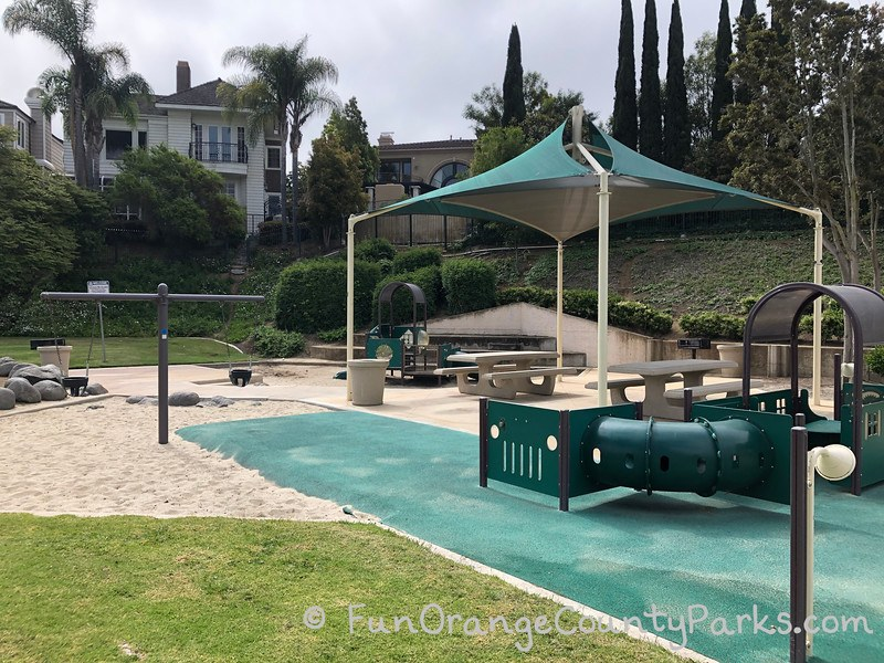 san miguel park newport beach - small playground