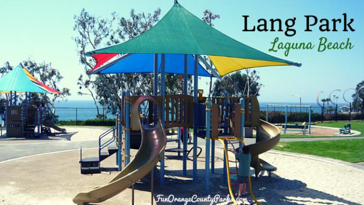 Lang Park in Laguna Beach
