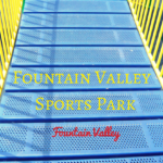 Fountain Valley Recreation Center and Sports Park Playground
