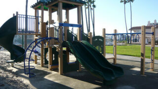Newport Island Park: Secluded and Simple by the Seaside
