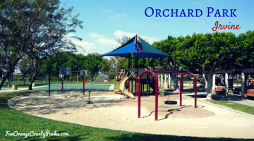 Orchard Park in Irvine