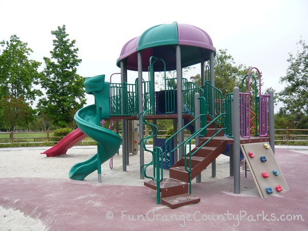 Big Kid Playground at Aurora Park in Mission Viejo