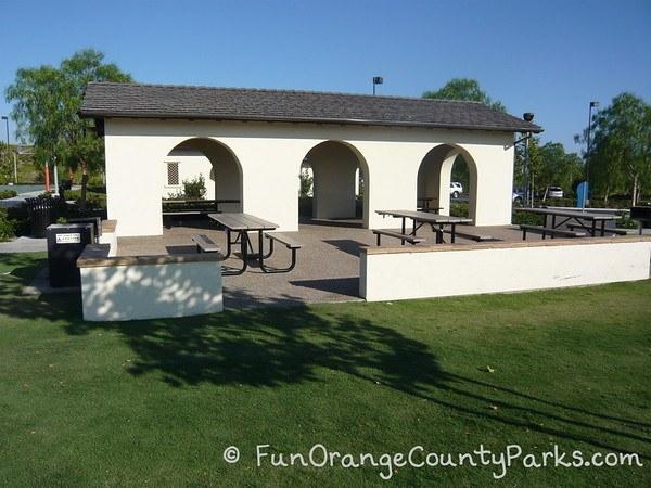 settlers park irvine picnic area