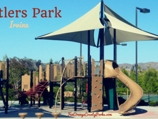 settlers park irvine playground