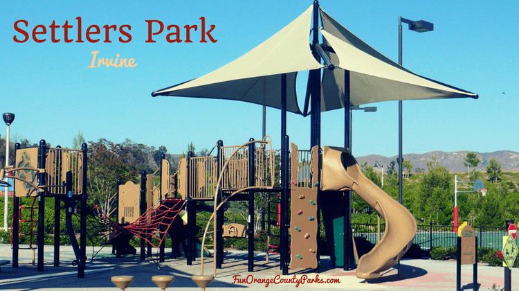 Settlers Park in Irvine