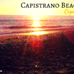 Capistrano Beach Park: Ocean-Side Train Watching and Sand Play