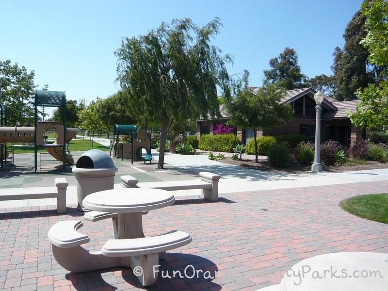 picnic area at playground 2