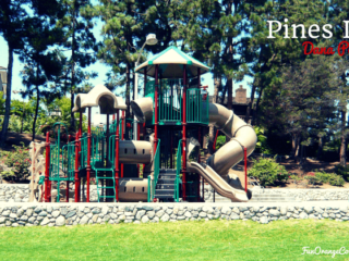 Pines Park in Dana Point