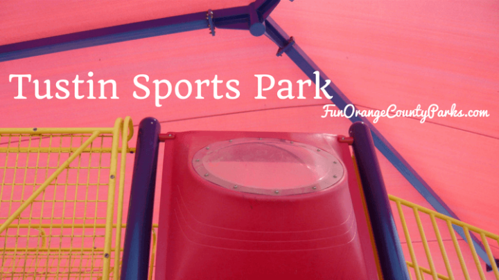 Tustin Sports Park: For Play Days Under the Sun Shade