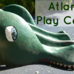 Atlantis Play Center: Green Dragon Slide Evokes Fond Childhood Memories