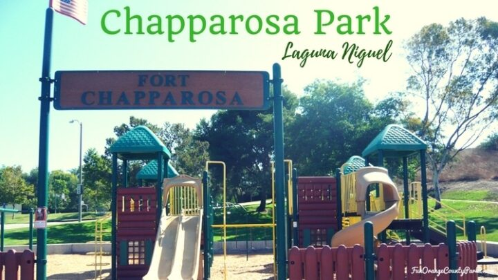 Chapparosa Park: Beckoning Young Settlers to Play Fort
