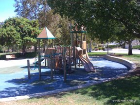 Knotty Pine Park: Perfect for Lazy Day Play