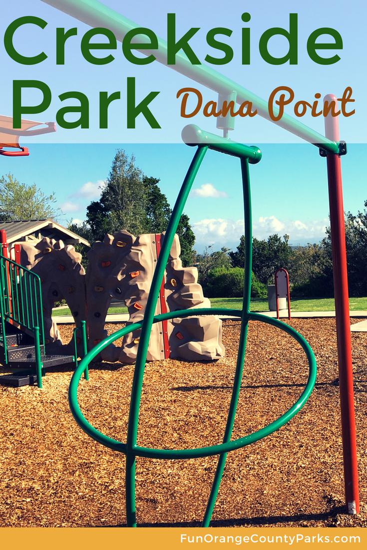 Creekside Park in Dana Point