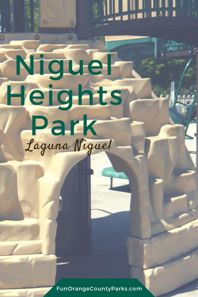 Niguel Heights Park in Laguna Niguel
