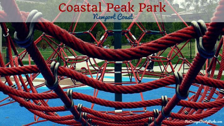 Coastal Peak Park in Newport Beach