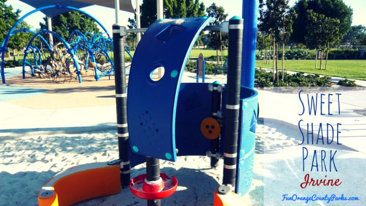 Sweet Shade Park in Irvine