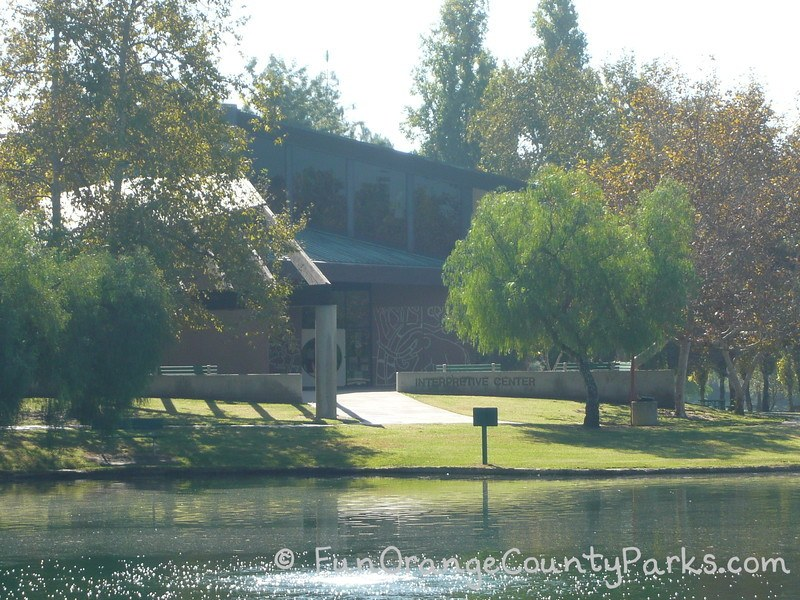 Clark Regional Park Buena Park - interpretive center