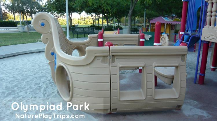 Olympiad Park Mission Viejo