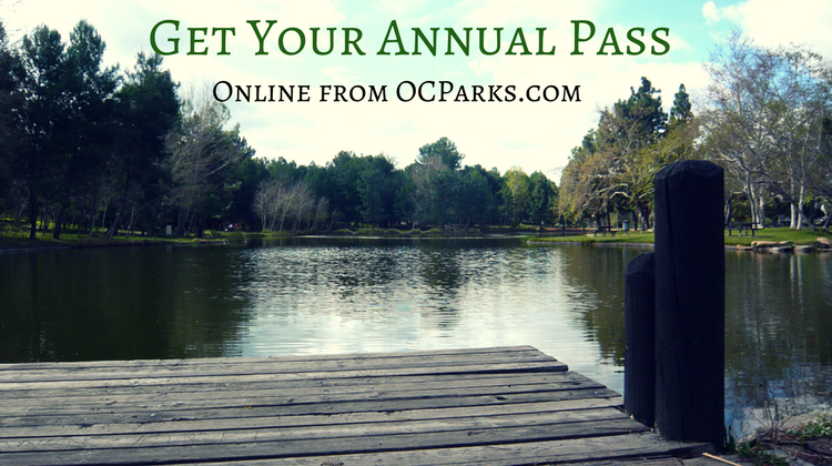 2017 OC Parks Annual Pass