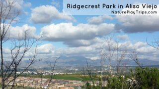 Ridgecrest Park in Aliso Viejo