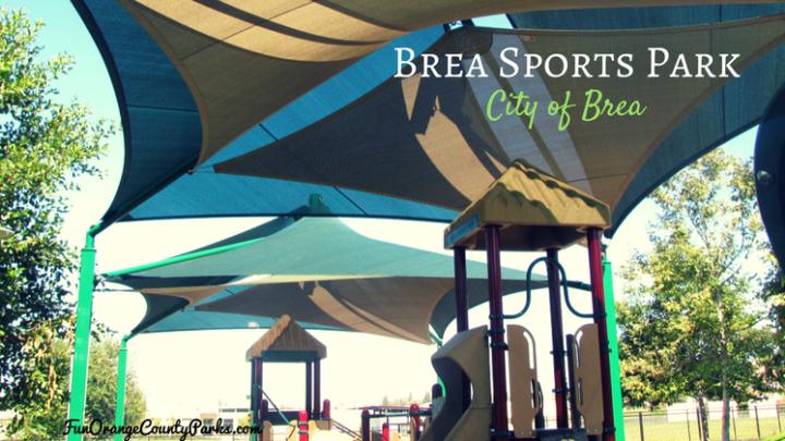 Brea Sports Park Playground