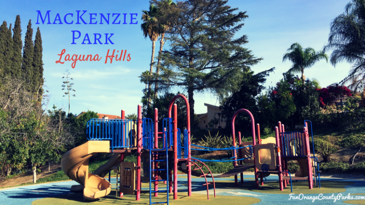 MacKenzie Park in Laguna Hills: Watch Out For The Lava Monster