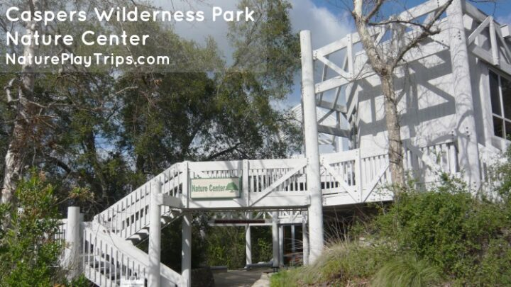 How To Enjoy the Caspers Wilderness Park Nature Center, Even When It's Closed