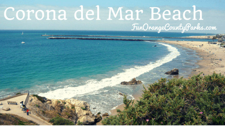 Corona Del Mar Beach: Haven for Sunsets and Circle Walks
