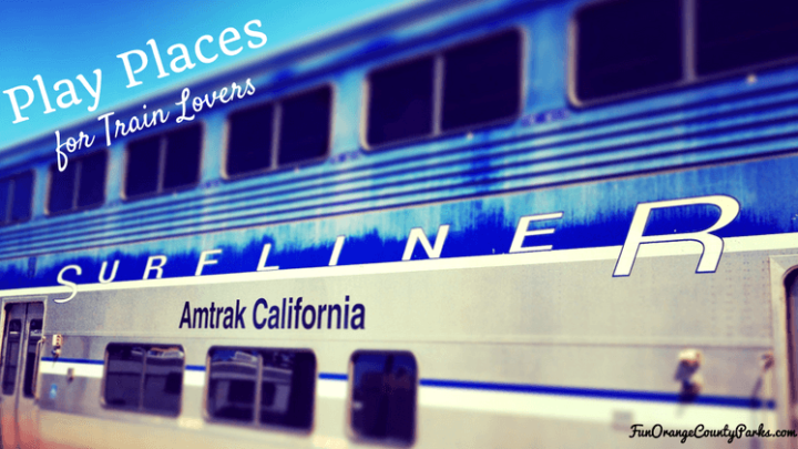 Play Places for Train Lovers: Train Parks and Railroad Museums