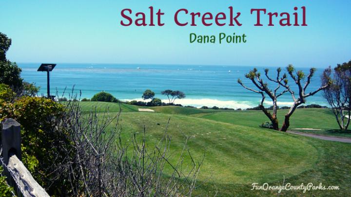 Salt Creek Trail: It's All Downhill from Here