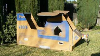 Cardboard Magic: A Boat That's Not a Boat and A Plane To Make Imagination Soar