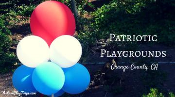patriotic playgrounds