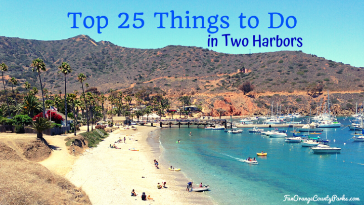 Two Harbors – Top 25 Things to Do on Catalina Island's Quiet Side