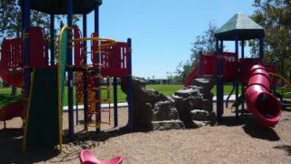 Little Cottonwood Park: The Busiest Little Playground Around