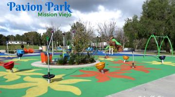 Pavion Park Mission Viejo